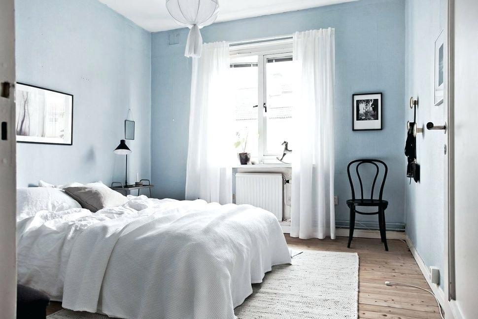 Blaues Bett Schlafzimmer