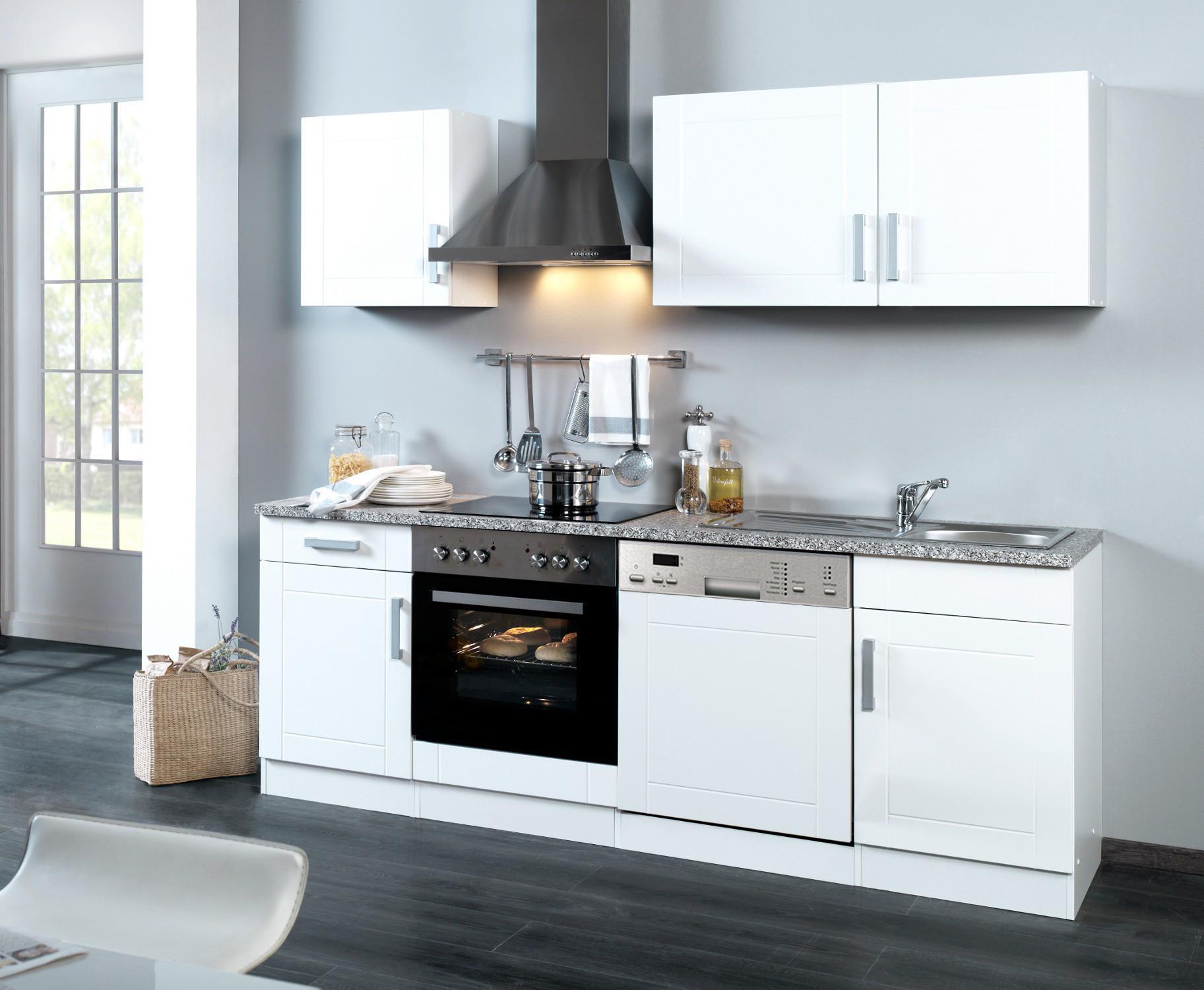 Block Küche Mit Geräten