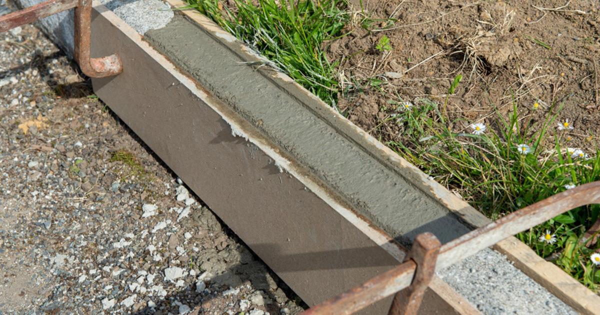 Bodenplatte Gartenhaus Dicke