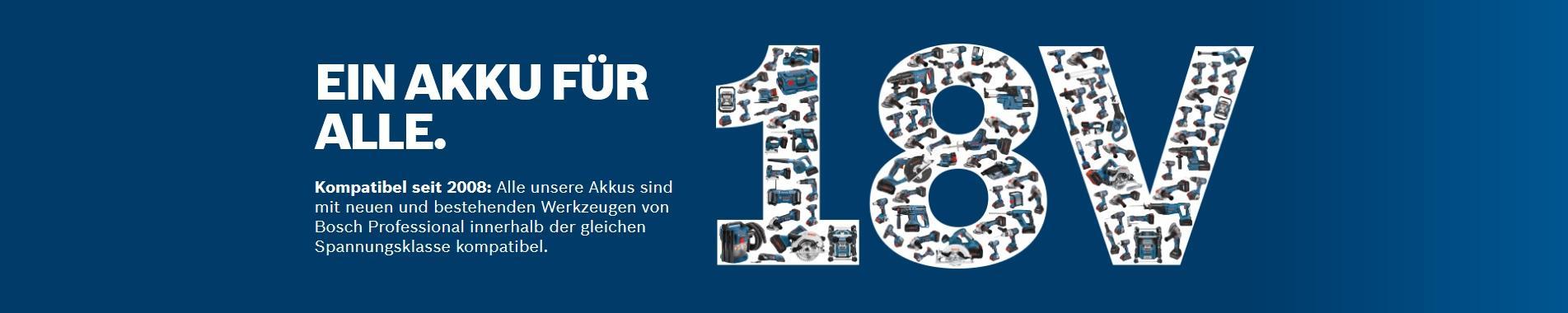 Bosch Professional 18v Gartengeräte