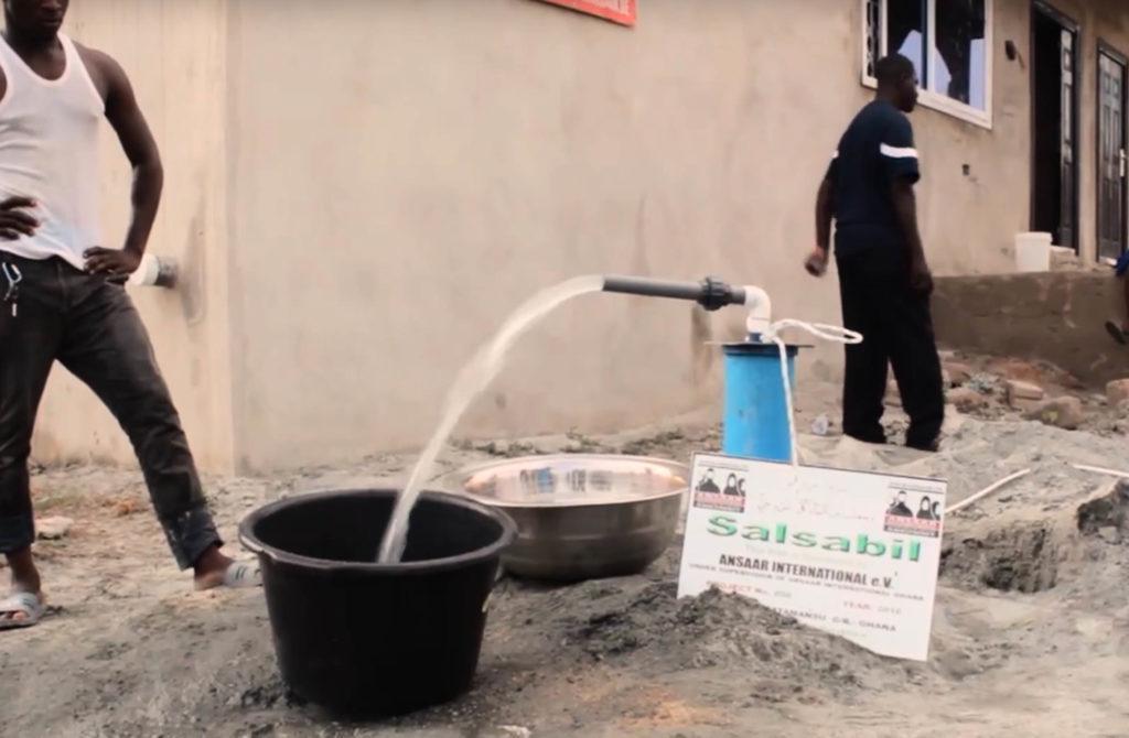 Brunnen Bauen Afrika