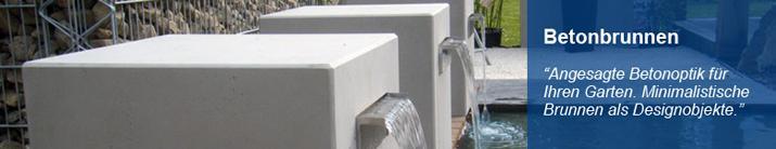 Brunnen Betonringe Für Garten