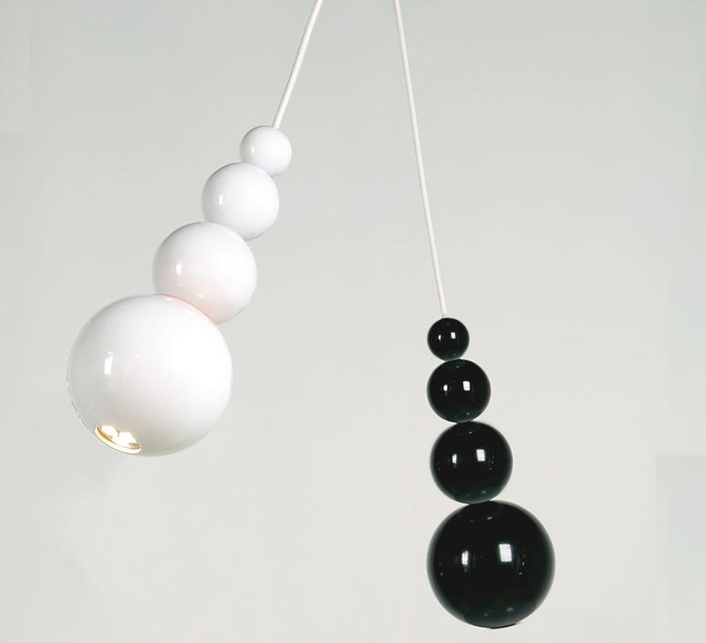 Bubble Design Lampe