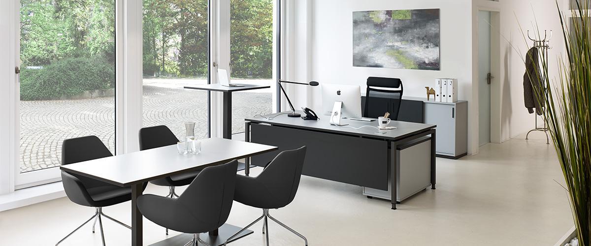 Büro Schreibtisch Groß