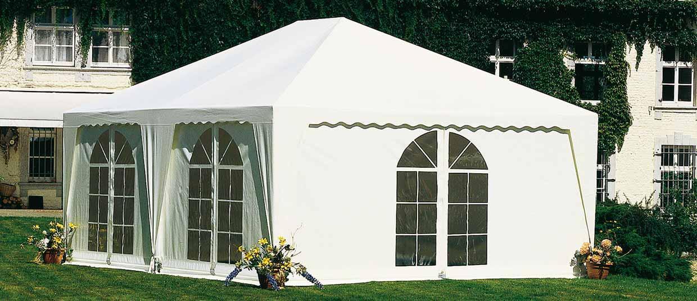 Camping Pavillon Wetterfest