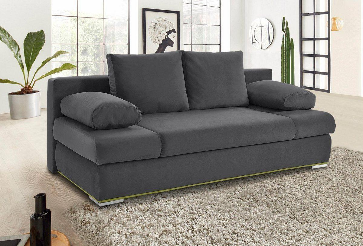 Chesterfield Sofa Mit Bettkasten