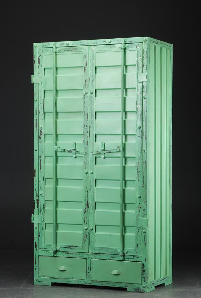 Container Schrank Metall