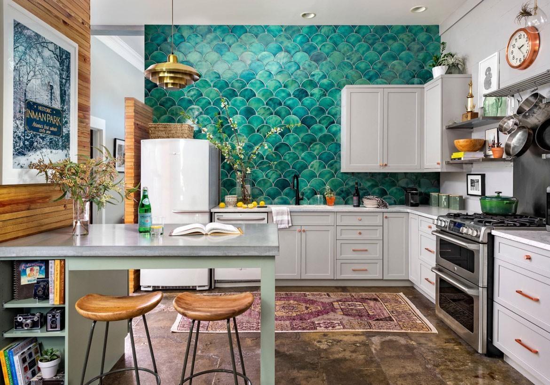 Coole Ideen Küchenrückwand Ideen