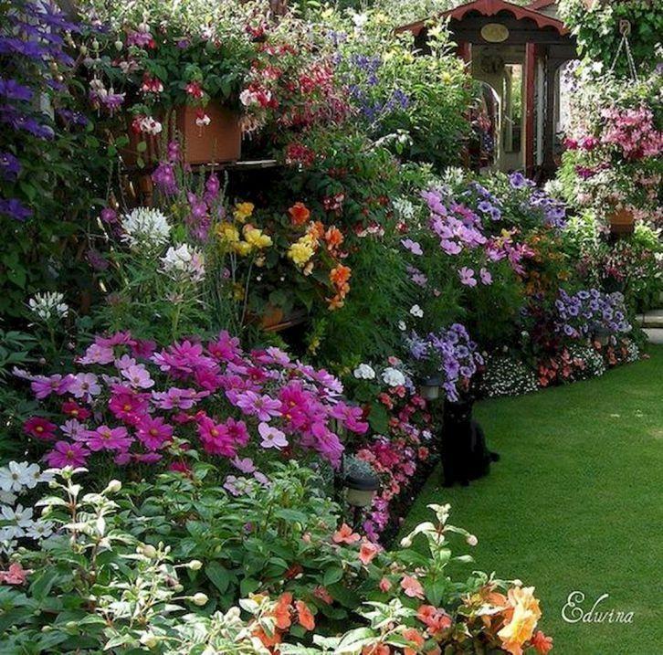 Cottage Garten Anlegen Pflanzplan