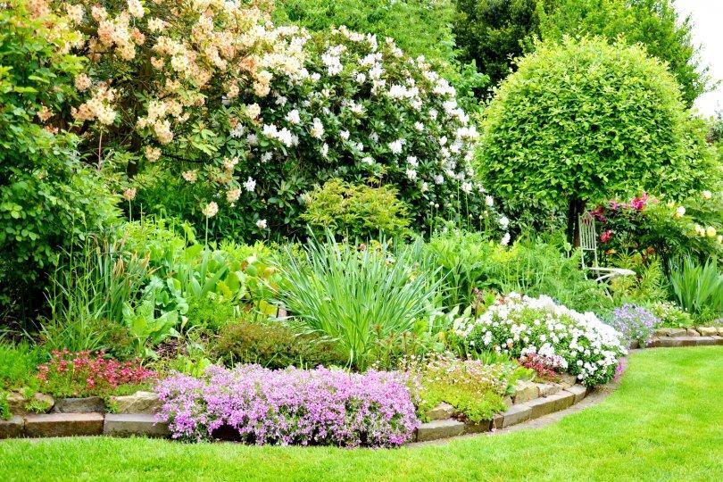 Cottage Garten Englische Gärten Bilder