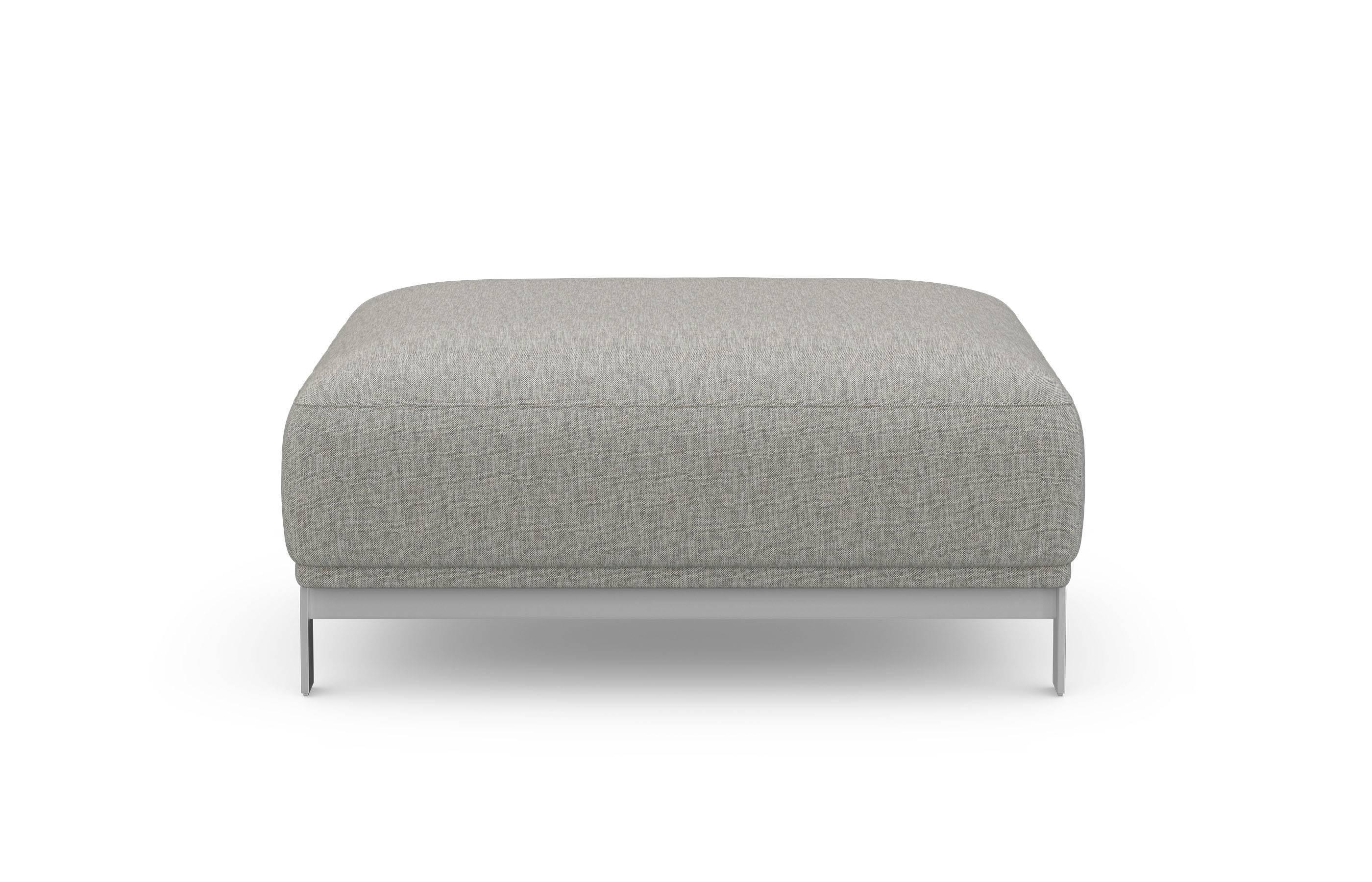 Couch Hocker Rund