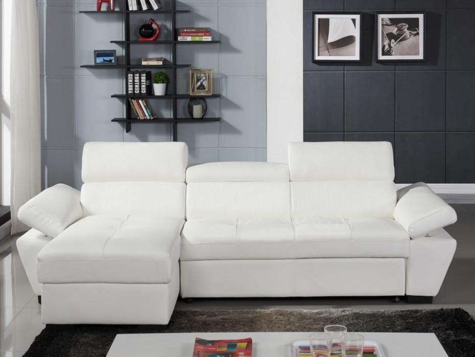 Couch Mit Schlaffunktion Leder