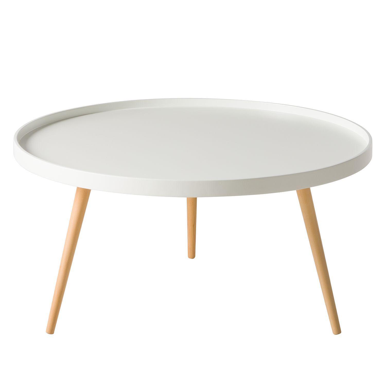 Couchtisch Skandinavisch Oval