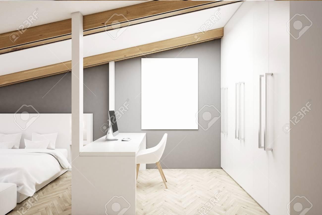 Dachgeschoss Schlafzimmer Schrank