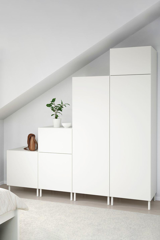 Dachschräge Schrank Ikea