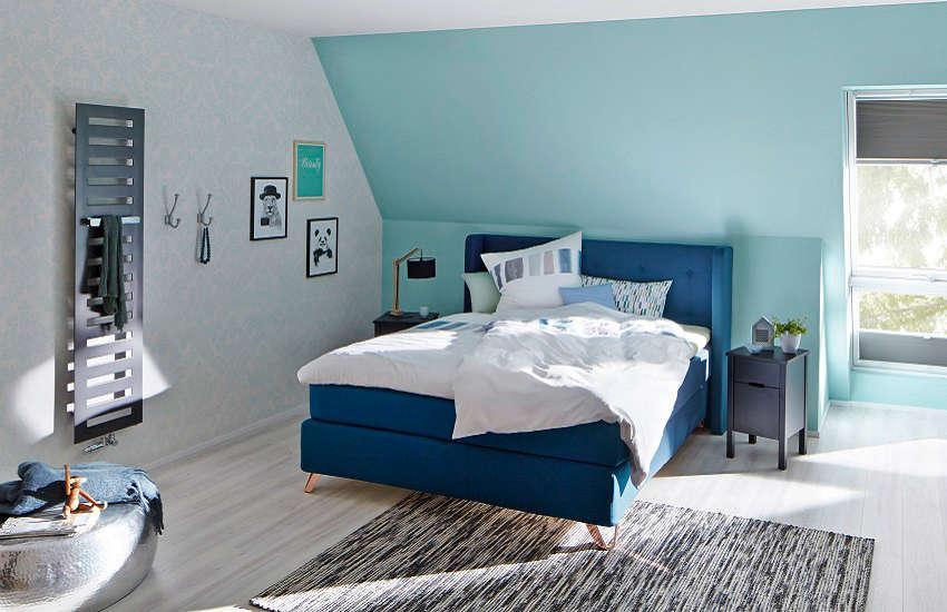 Dachschräge Schlafzimmer Einrichten