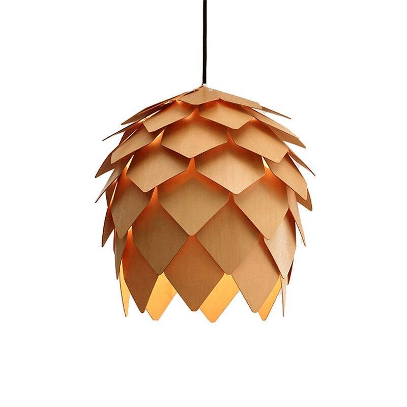 Dänische Lampen Holz