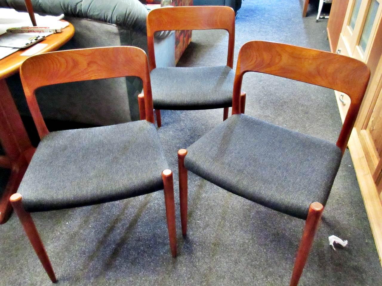 Dänische Möbel 60er Jahre
