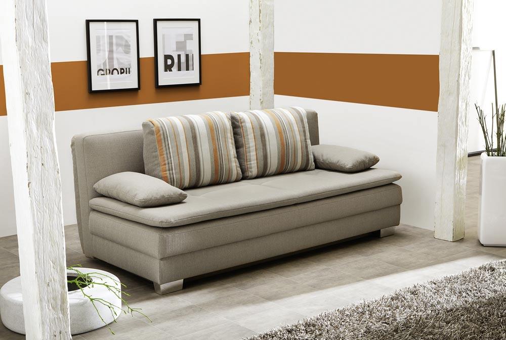 Dauerschläfer Sofa Mit Bettkasten