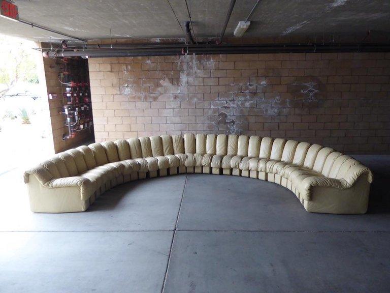 De Sede Non Stop Sofa