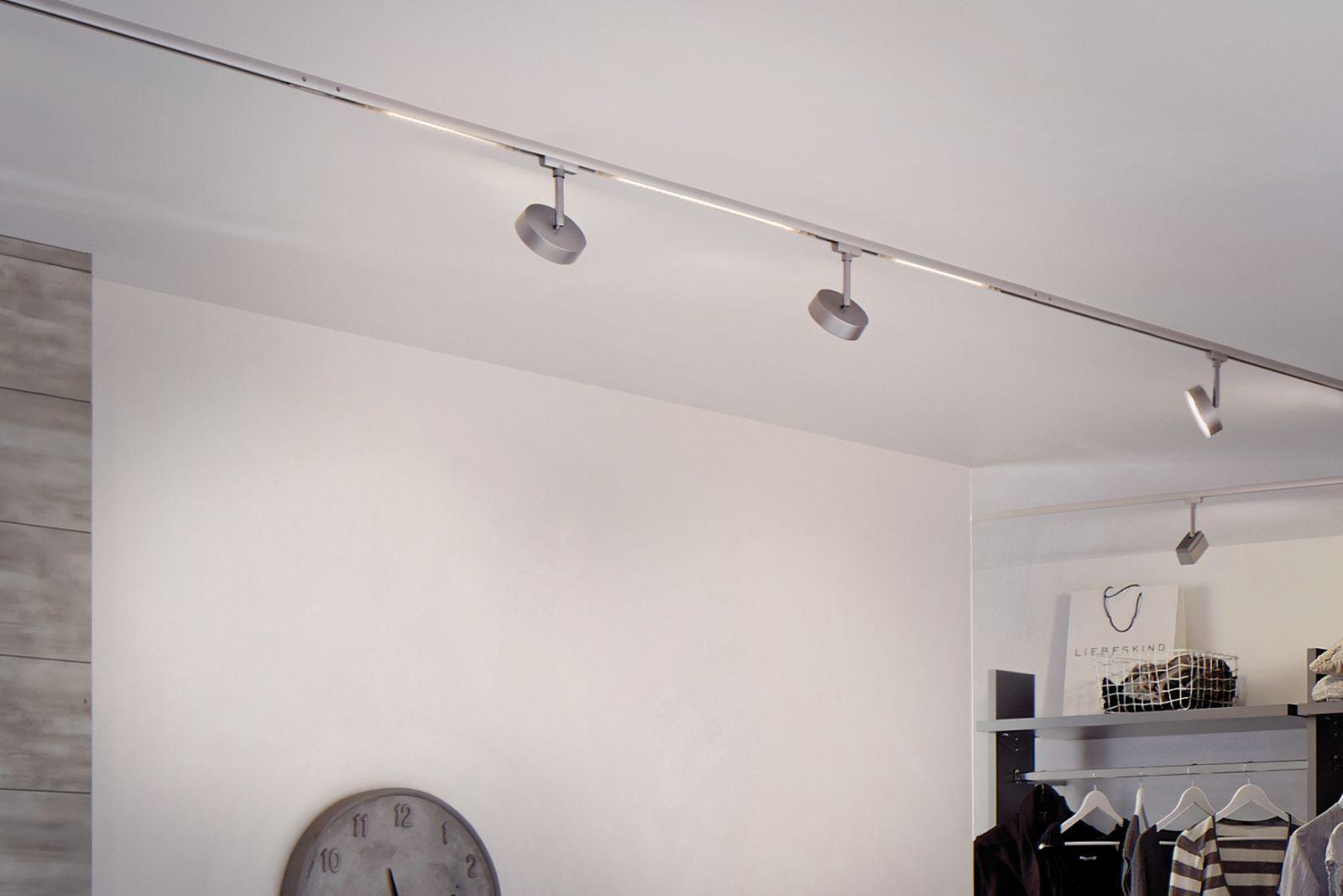 Deckenbeleuchtung Küche Schienensystem