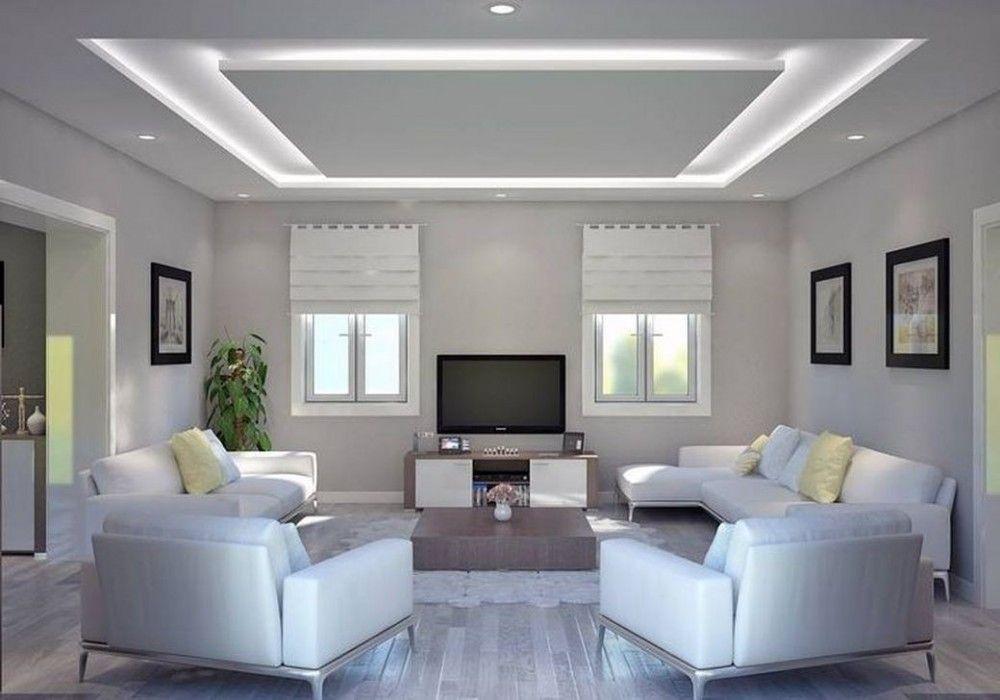 Deckengestaltung Wohnzimmer Deckengestaltung