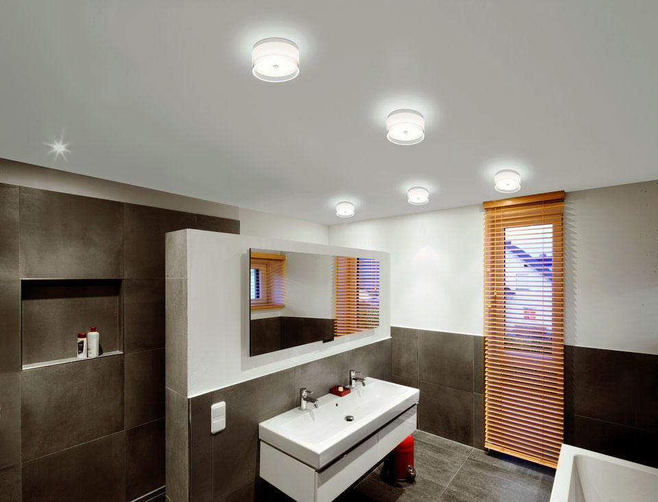 Deckenlampe Badezimmer Design