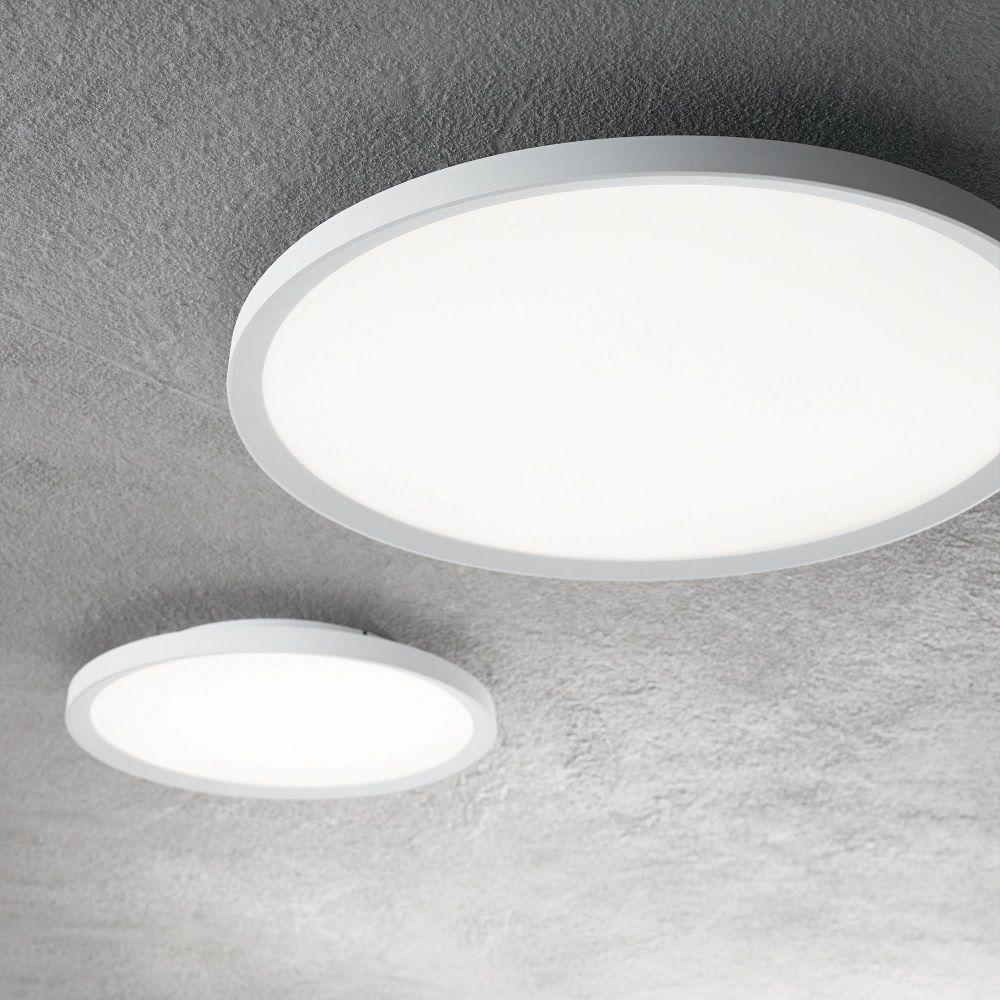 Deckenlampe Flach Led