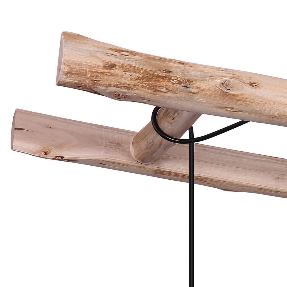 Deckenlampe Hängend Holz