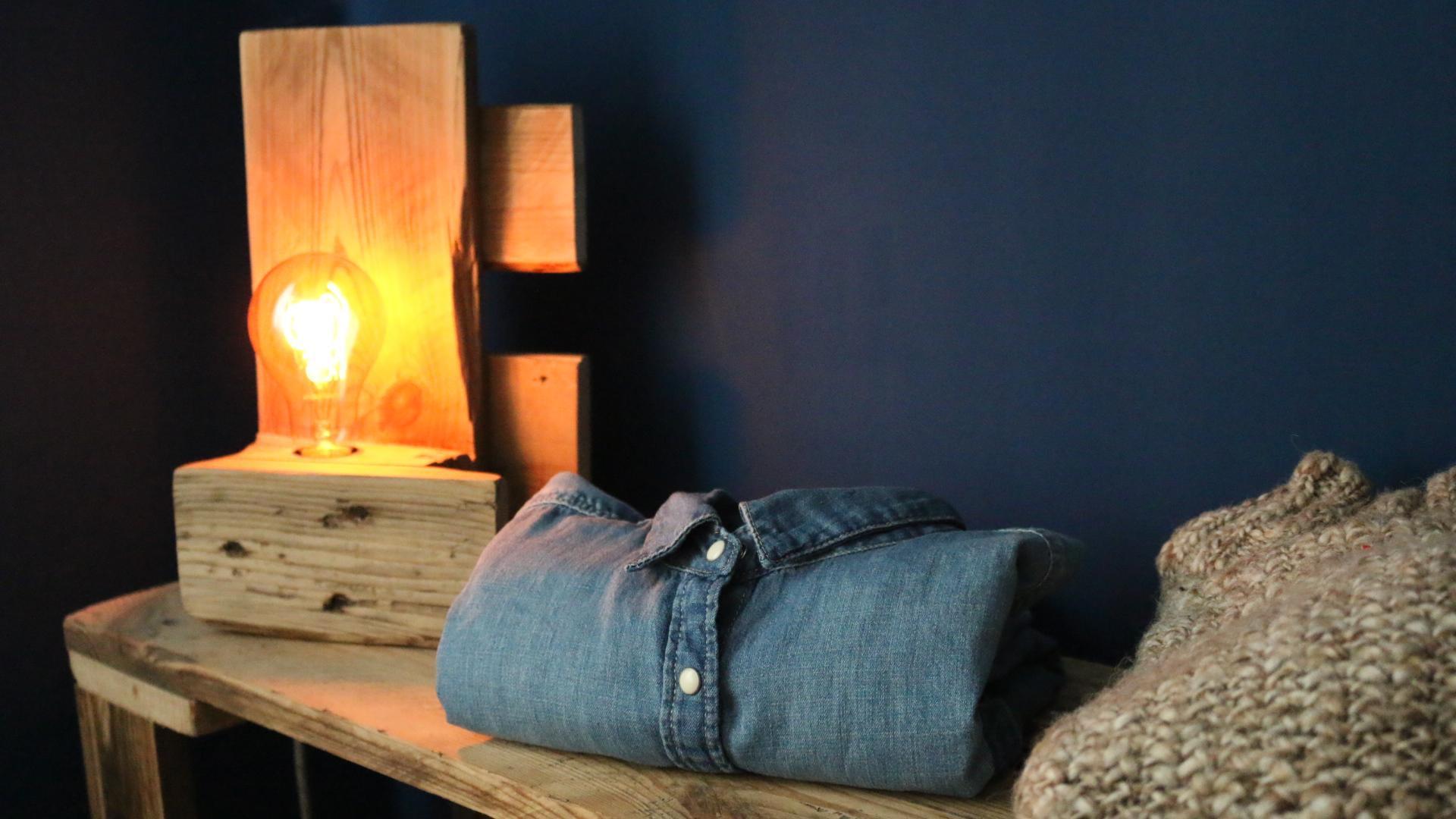 Deckenlampe Holz Selber Bauen