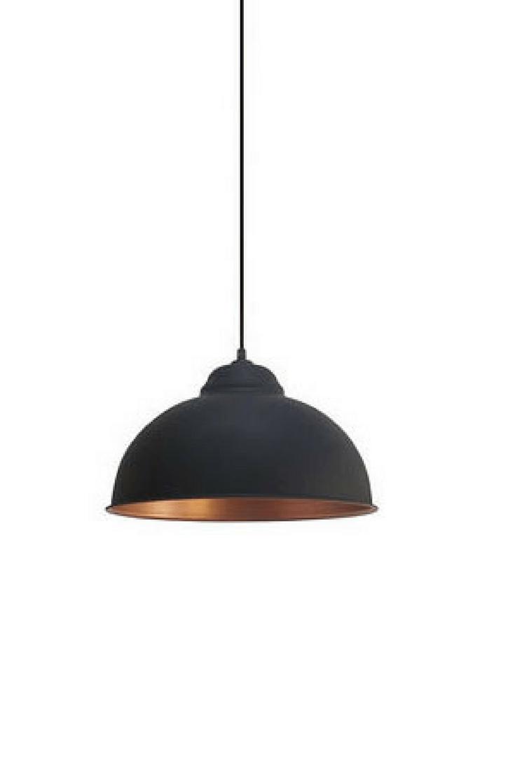 Deckenlampe Küche Schwarz