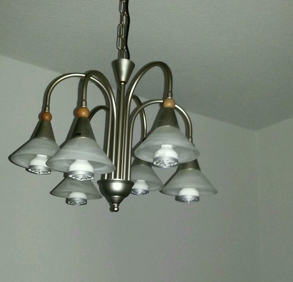 Deckenlampe Messing Modern