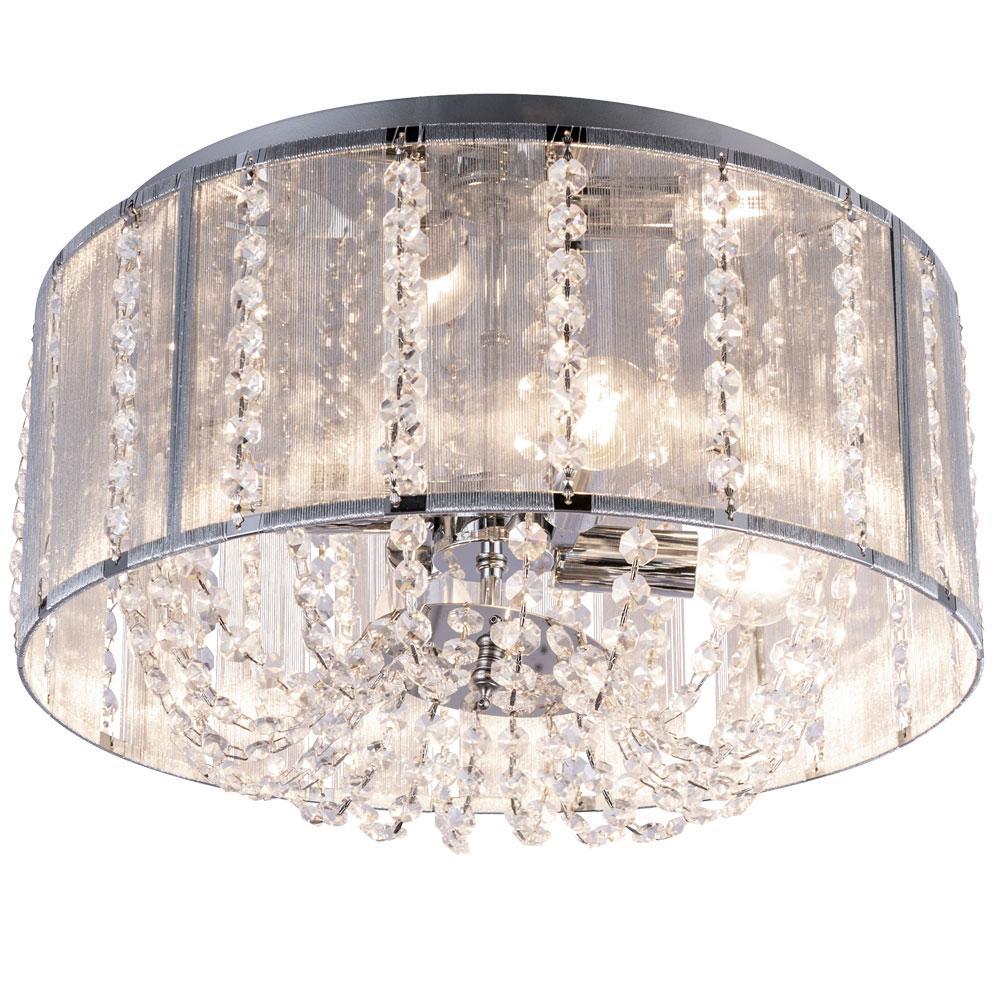 Deckenlampe Mit Kristallen