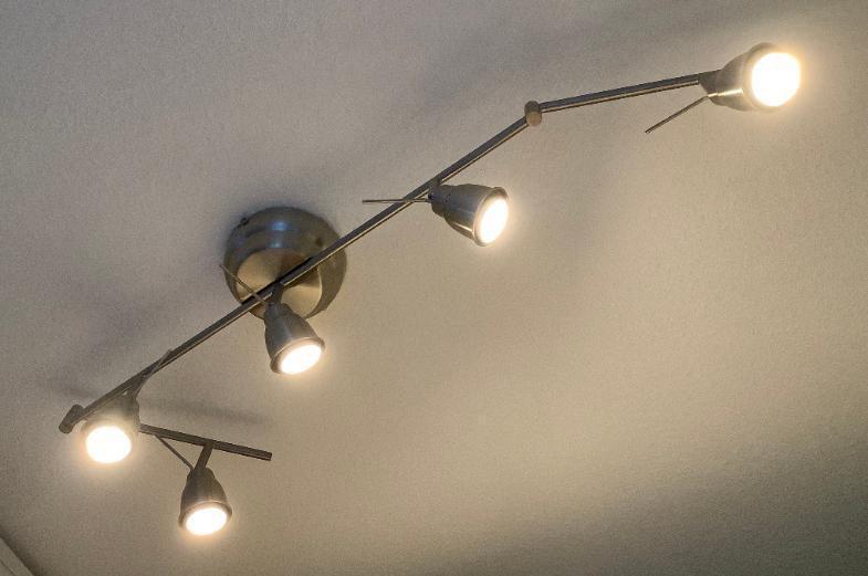Deckenlampe Schienensystem Ikea