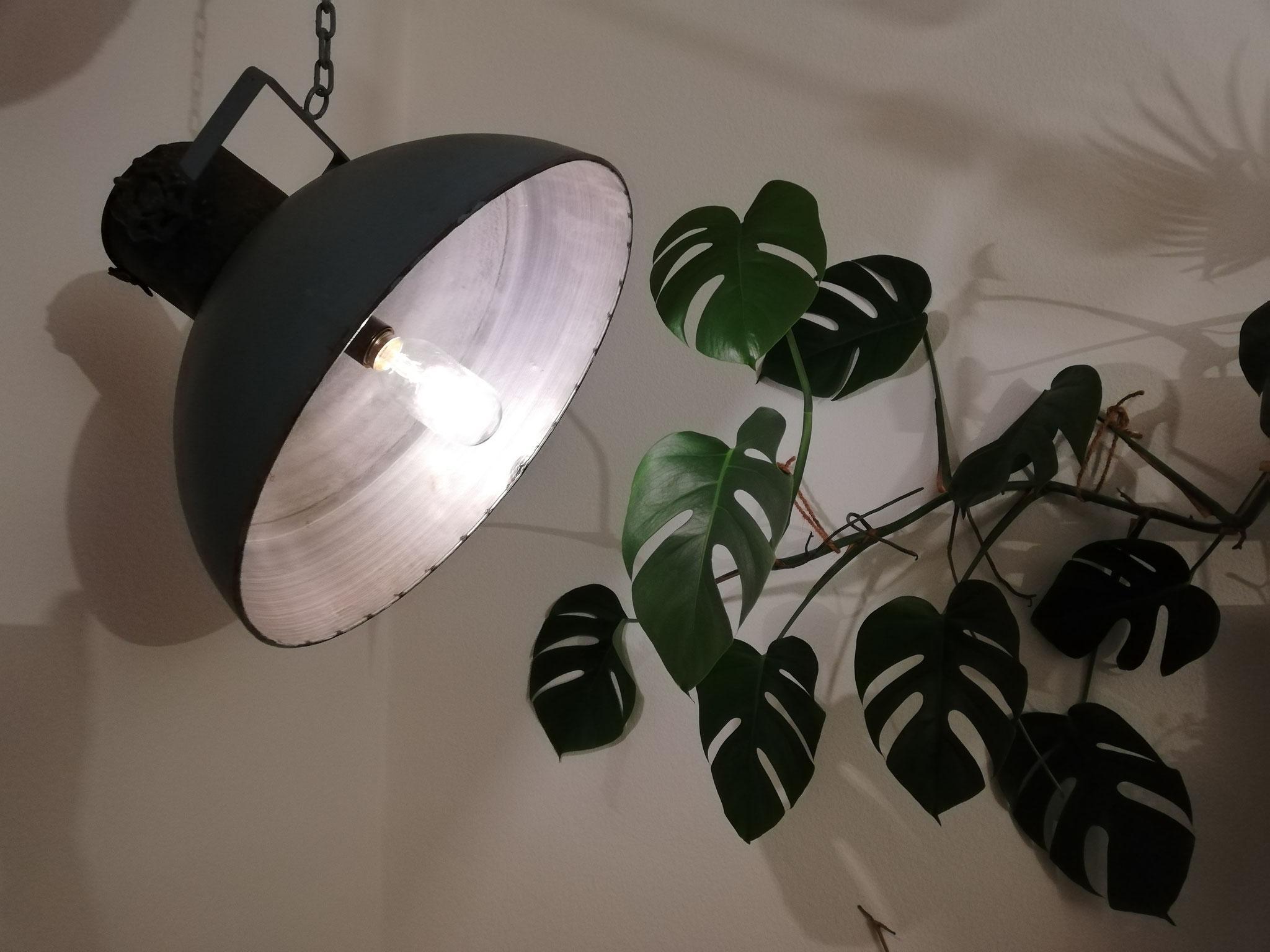 Deckenlampe Vintage Industrial