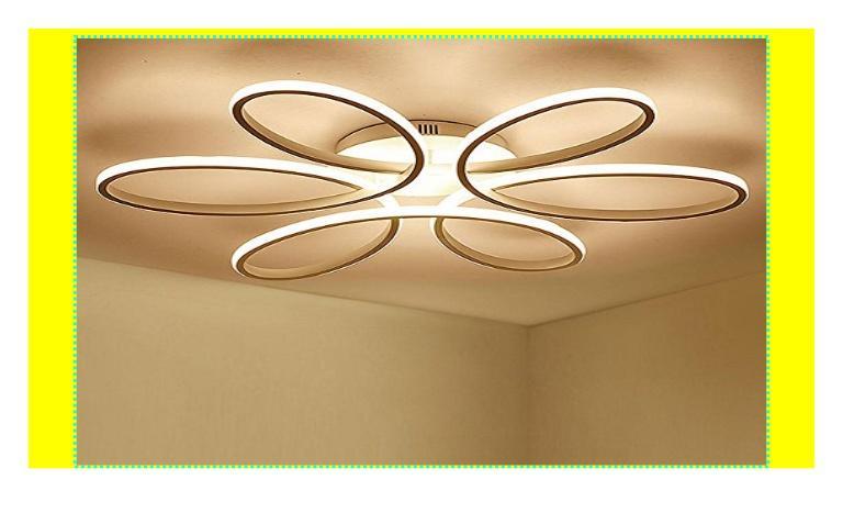 Deckenlampe Weiß Modern