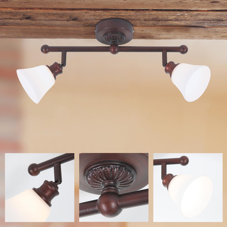 Deckenlampe Wohnzimmer Landhausstil