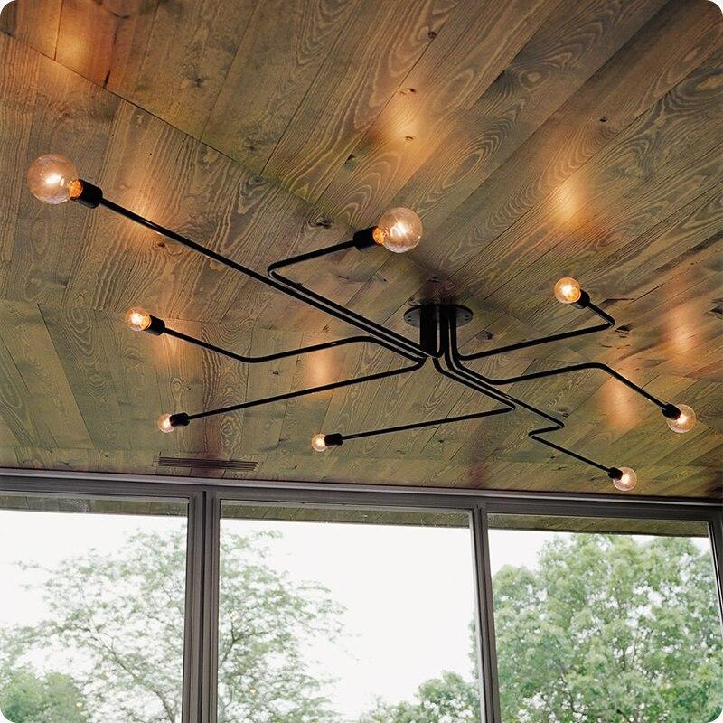 Deckenleuchte Rohr Lampe Decke
