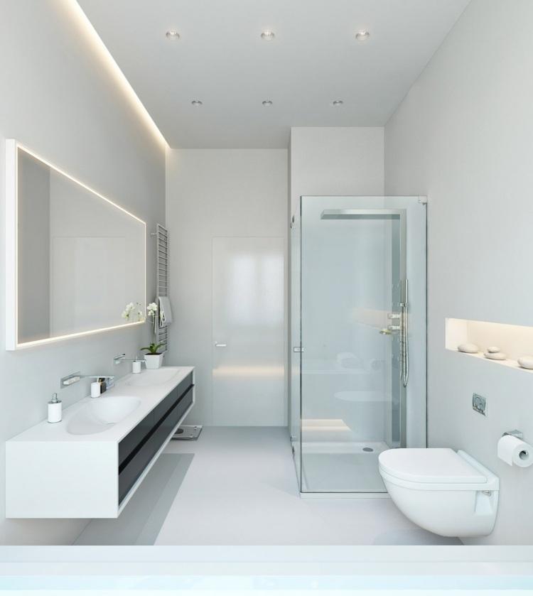 Deckenspots Badezimmer Planen