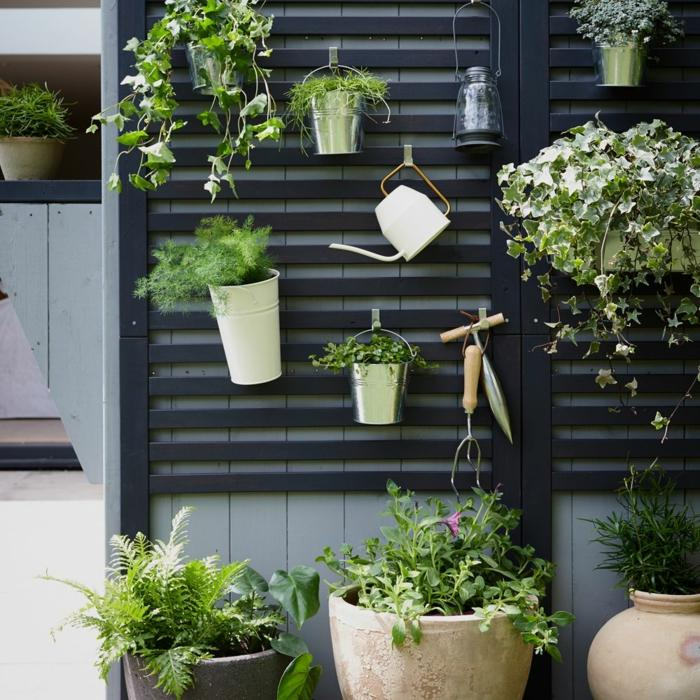 Deko Für Garten Wand