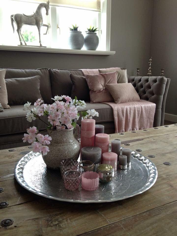 Deko Für Tisch Wohnzimmer