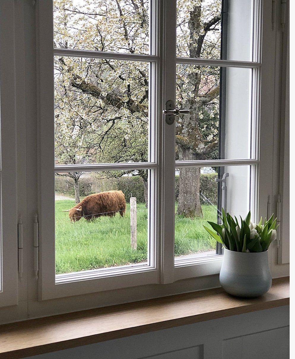 Deko Lampe Fensterbank