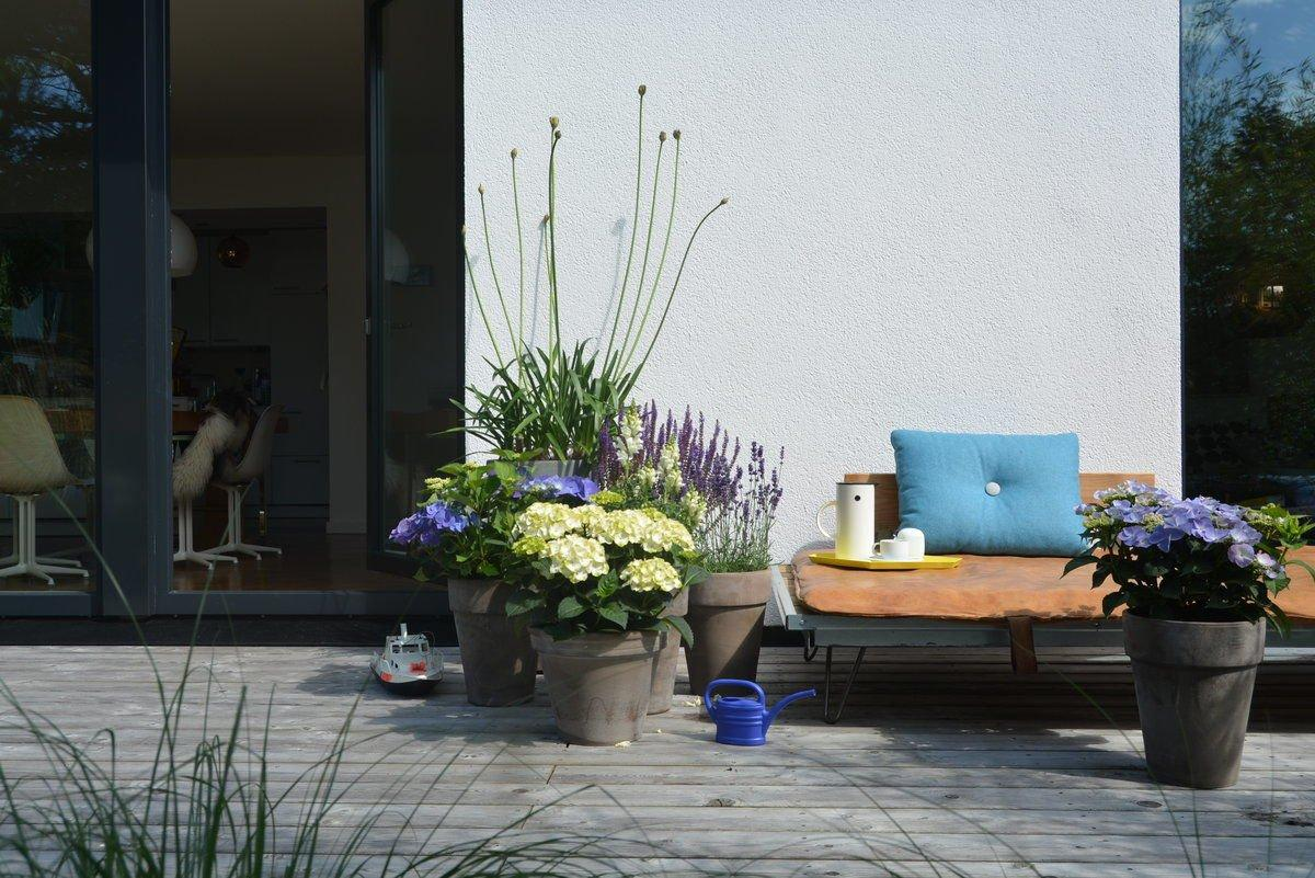 Deko Terrasse Modern