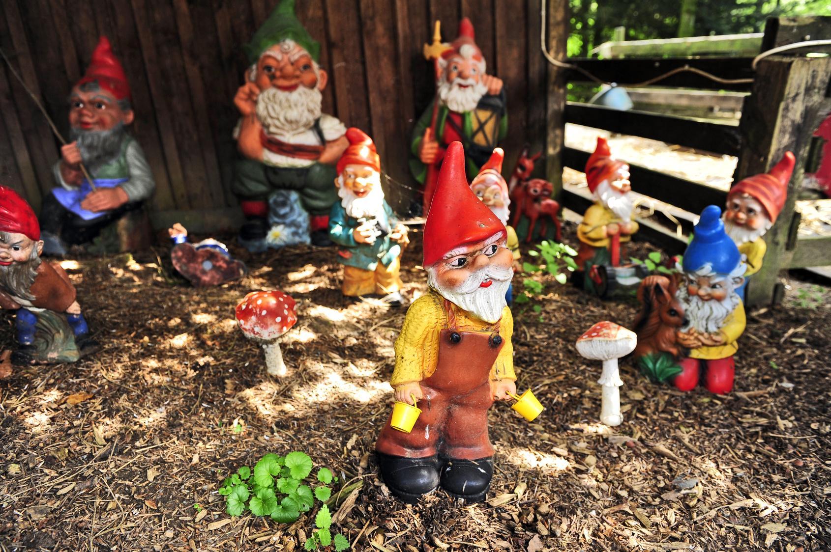Dekofiguren Für Garten