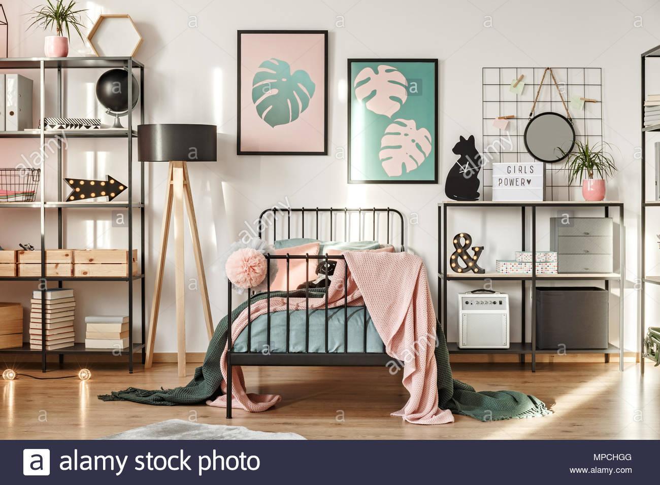 Dekoration Schlafzimmer Mädchen