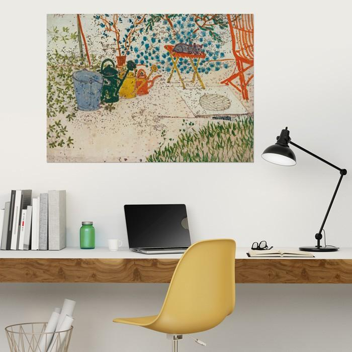 Der Stuhl Paul Klee