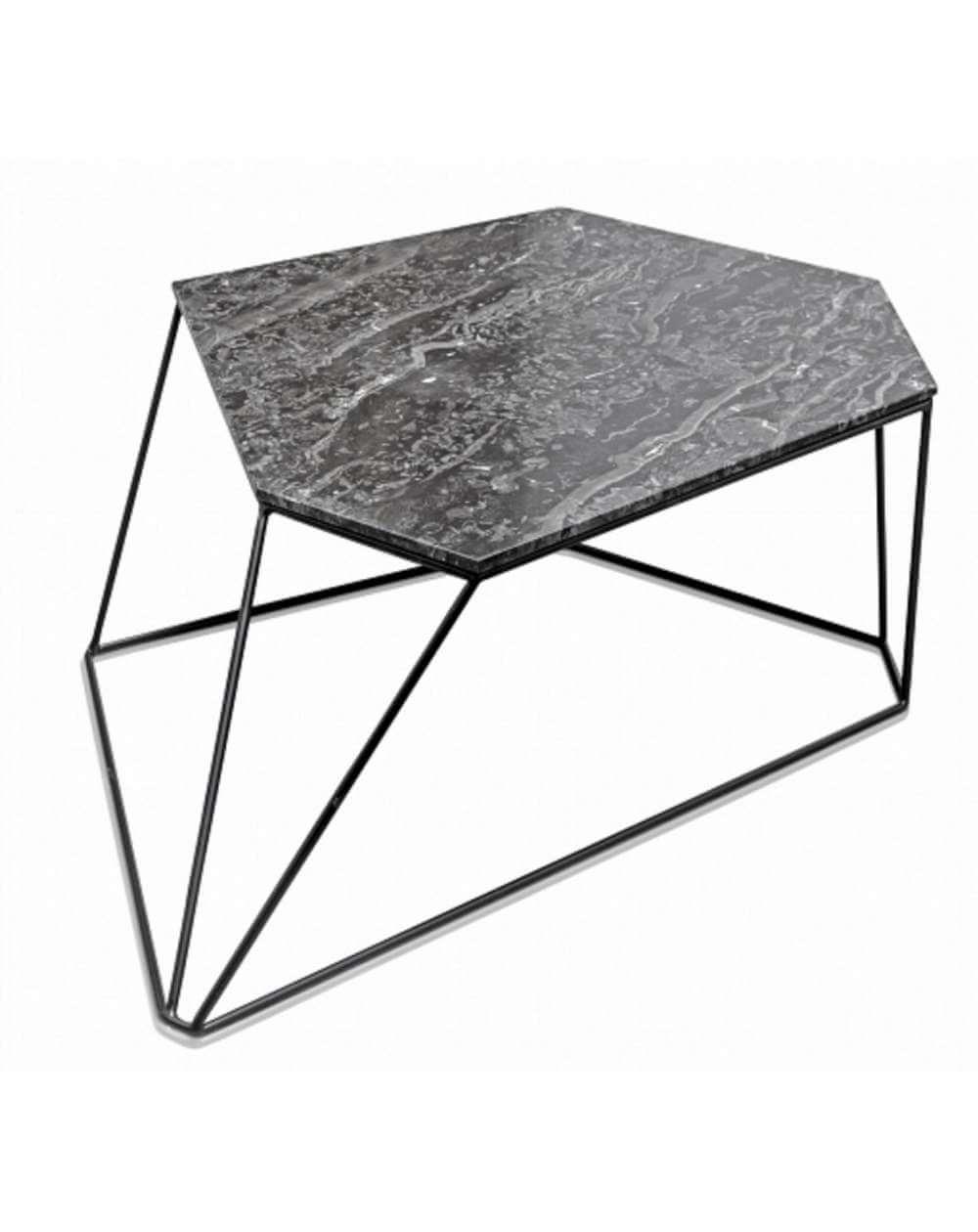 Design Couchtisch Marmor