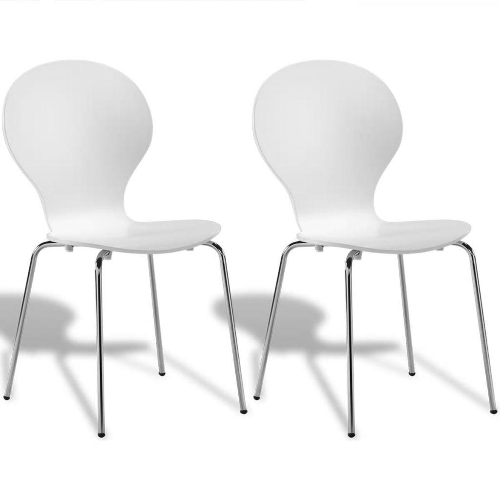 Design Esszimmerstühle Weiß