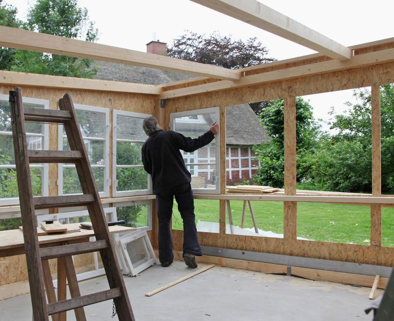 Design Gartenhaus Selber Bauen