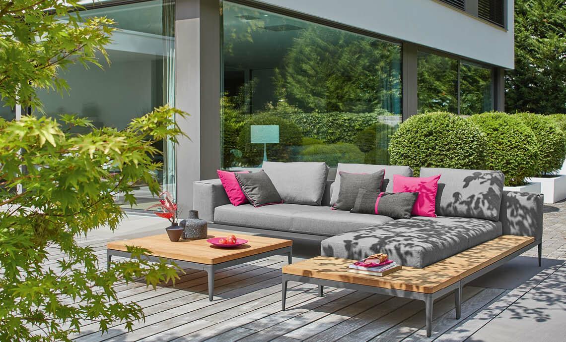 Design Outdoor Lounge Möbel